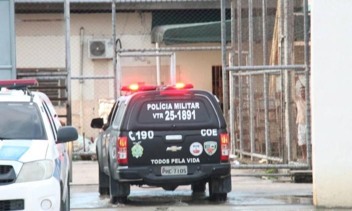 Rebelião no Compaj deixou 56 mortos Foto: Winnetou Almeidabo