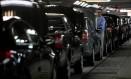 Produção. Fábrica da GM em São Paulo: venda de veículos caiu 20% em 2016 Foto: Dado Galdieri / Bloomberg