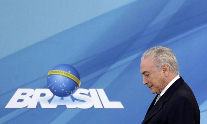Temer diz que massacre de Manaus foi