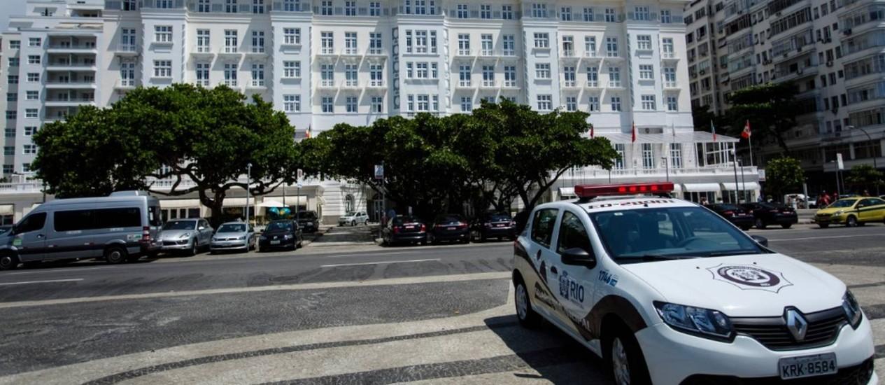 Crivella promete Guarda Municipal em pontos turisticos do Rio Foto: Fernando Lemos