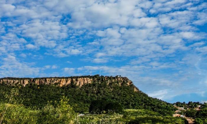 Geoparque de Araripe Foto: Rene Fernandes / Divulgação