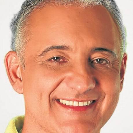 Rio das Ostras. Carlos Balthazar, prefeito da cidade Foto: Divulgação