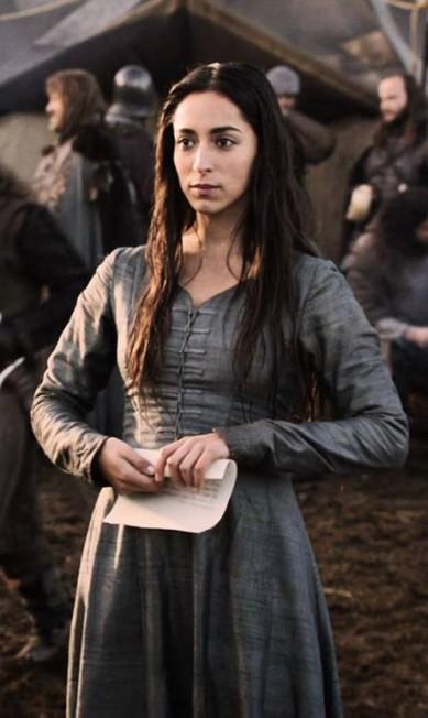 Oona em 'Game of Thrones' Reprodução