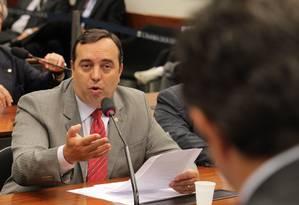 O deputado Fernando Francischini Foto: Aílton de Freitas / O GLOBO / 22-04-2014