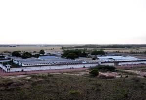Penitenciária Agrícola do Monte Cristo (Pamc), em Roraima Foto: Reuters