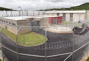 Sem motins. Complexo prisional em Ribeirão das Neves: unidade é gerida em sistema de Parceria Público-Privada Foto: Pedro Silveira/26-11-2012