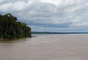 Clãs peruanos escoam cocaína para o Brasil pelo rio Amazonas Foto: Fabio Rossi/19-7-2006
