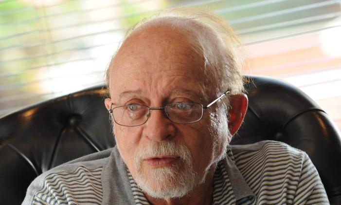 O ex-governador de São Paulo Alberto Goldman Foto: Regis Filho/28-11-2012