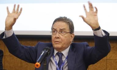 Em análise. Rabello de Castro diz que ainda não há projeto específico para alterar forma de atuação do instituto Foto: Gabriel de Paiva / Agência O Globo