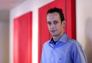 """Antecipação. Ricardo Figueiredo, analista do Funcesp: """"O ideal é já ter reservado o dinheiro para essas despesas"""" Foto: Edilson Dantas"""