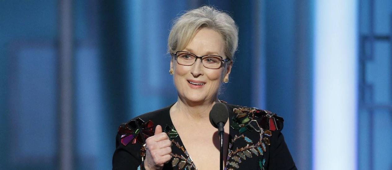 Resultado de imagem para Meryl Streep recebeu o prêmio Cecil B. DeMille