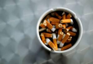 Especialistas dizem que o fumo é a maior causa evitável de morte globalmente Foto: Lisi Niesner / REUTERS