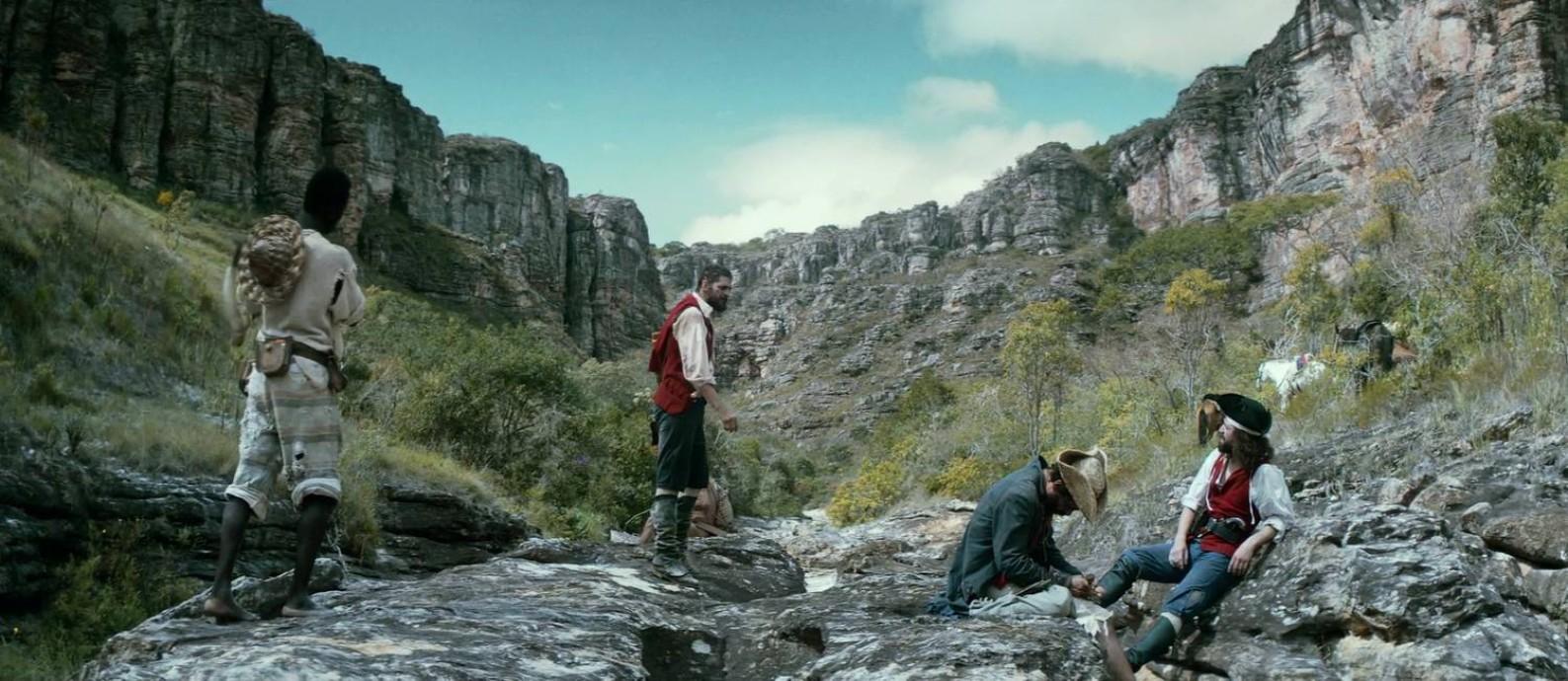 Cena do filme 'Joaquim', de Marcelo Gomes Foto: Divulgação