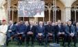 Temer participa da cerimônia fúnebre do ex-presidente português Mário Soares