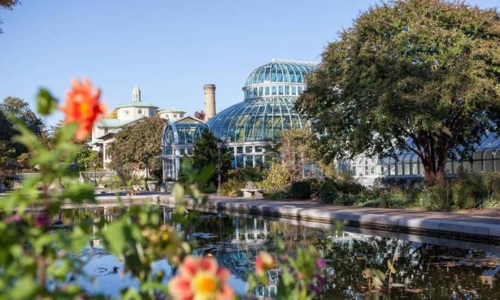 Jardim Botânico Foto: NYCGo