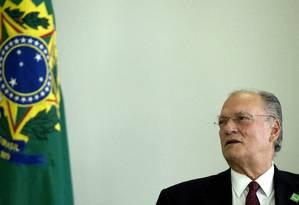 Roberto Freire, ministro da Cultura: em preparação, uma norma mais detalhista que a em vigor Foto: Jorge William / Agência O Globo
