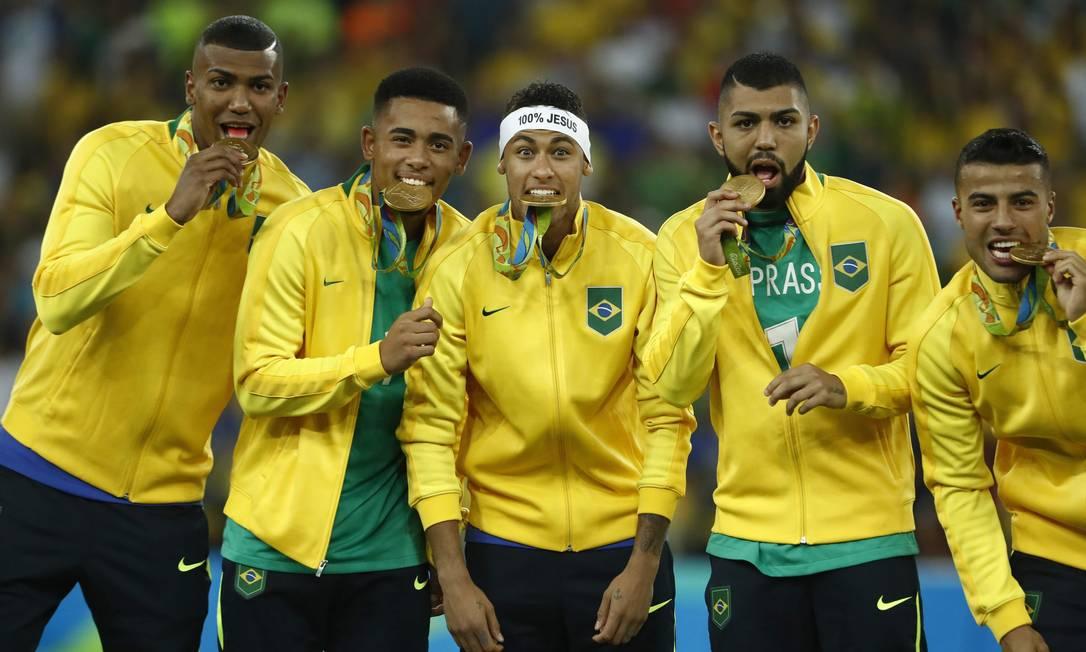 Seleção campeã olímpica é indicada ao Oscar do esporte