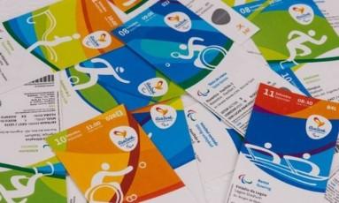 Comitê da Rio 2016 reconheceu que devia, ao todo, cerca de R$ 2 milhões a torcedores Foto: Arquivo