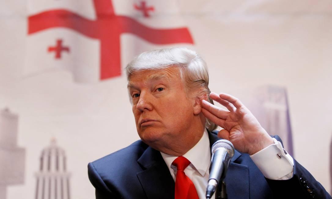 Entenda o que diz o dossiê vazado sobre Donald Trump