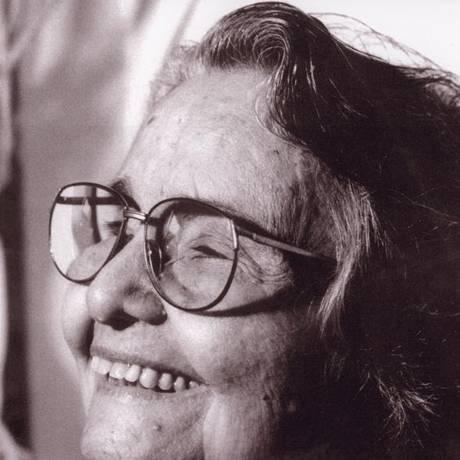 Rachel de Queiroz, em imagem dos anos 1990 Foto: IMS / Divulgação