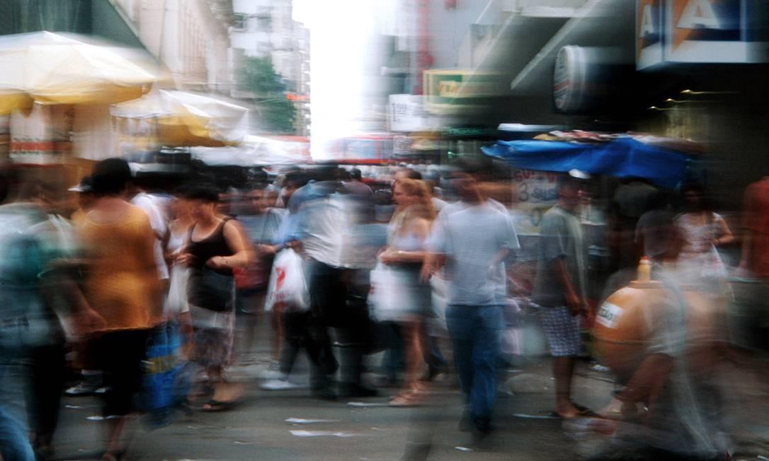 Situações do mundo moderno levam algumas pessoas a um estado de estresse crônico que acaba se refletindo em sua saúde Foto: / Latinstock