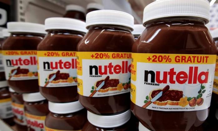 """Nutella está a ser retirada dos supermercados """"porque pode causar cancer"""""""