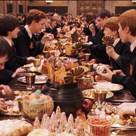 Cena do filme Harry Potter Foto: Divulgação