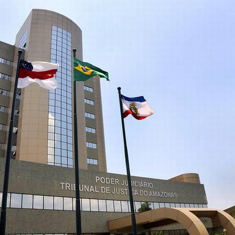 Tribunal de Justiça do Amazonas Foto: Divulgação / Conselho Nacional de Justiça