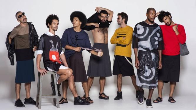 Por que as saias estão invadindo o guarda-roupa masculino - Jornal O ... 9bb8b147a3105