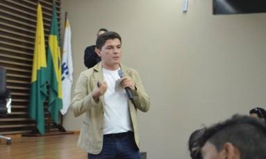 Francisco de Assis Costa Filho, novo secretário Nacional de Juventude Foto: Divulgação