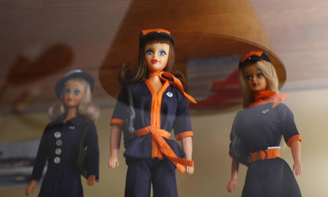 As bonecas Barbara Lili datam de 1977 e são a versão mexicana da Barbie americana. Foto: Dario Lopez-Mills / AP