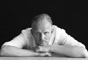 O diretor teatral Thomas Ostermeier Foto: Divulgação/Brigitte Lacombe