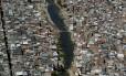 Desigualdade no Rio de Janeiro: Favela de Rio das Pedras