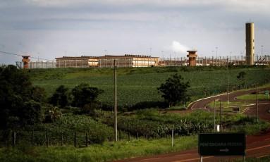 Penitenciária federal construída em Catanduvas, no interior do estado do Paraná: unidade tem entre os detentos traficantes e chefes de facções criminosas Foto: Marizilda Cruppe/7-12-2010