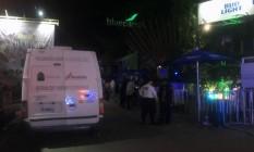 Polícia investiga ataque a festival de música eletrônica no México Foto: ANGEL RUBIO YEPEZ / AFP