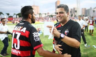 Marcelo Cabo, atual campeão da Série B Foto: CBF - Arquivo