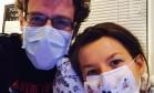 Mulher alérgica ao marido não pode dividir um cômodo com ele Foto: Reprodução/Facebook