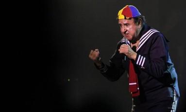 Carlos Villagrán, intérprete do Kiko em 'Chaves' Foto: Manuela Scarpa / Agência O Globo