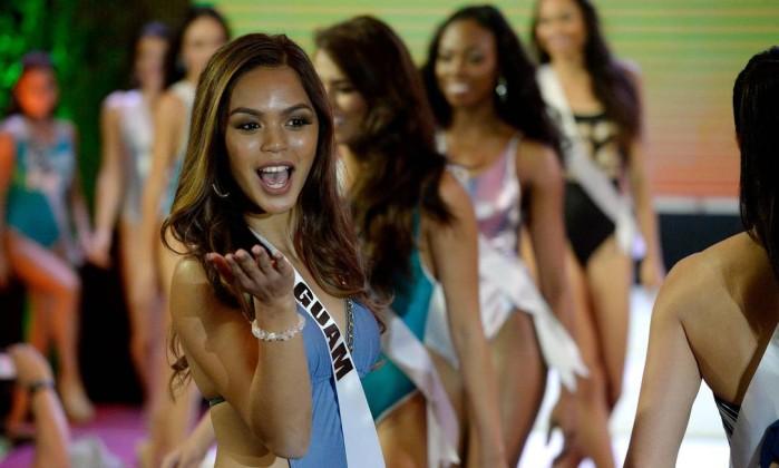 Raíssa Santana é eliminada do concurso Miss Universo e revolta web