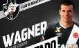 Vasco confirma a contratação de Wagner Foto: Divulgação