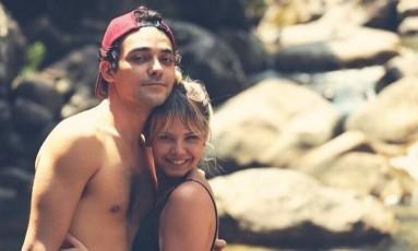 Eduardo Sterblitch é casado com a atriz Louise D'Tuani Foto: Reprodução/Instagram