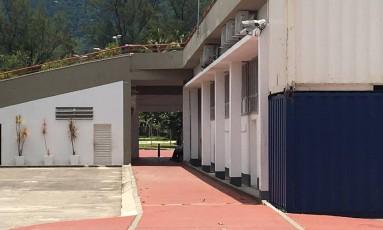 Passagem. Área aberta para a população no Complexo Lagoon Foto: divulgação/Midiáticapress