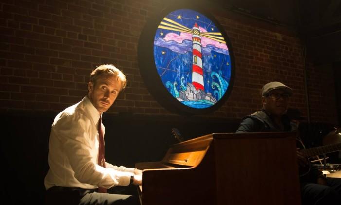 Ryan Gosling em cena de 'La la land' Foto: Divulgação