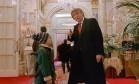 Donal Trump no filme 'Esqueceram de mim' Foto: Divulgação