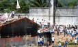 Rebelião em presídio do Rio Grande do Norte já dura cinco dias