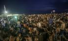 Evento com bandas de jazz reúne cariocas no Arpoador Foto: Divullgação