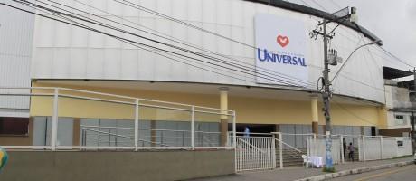 Igreja Universal em São Gonçalo Foto: Fábio Guimarães / Agência O Globo