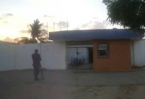 Penitenciária Estadual do Seridó, o Pereirão, em Caicó, no Rio Grande do Norte Foto: Divulgação/Sejuc