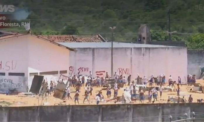 Resultado de imagem para ALCAÇUZ UM PRESIDIO CONDENADO