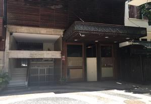 A fachada do restaurante Frontera, que vai vira Igreja Universal, no Leblon Foto: O Globo